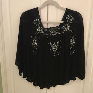 Free people size medium blouse